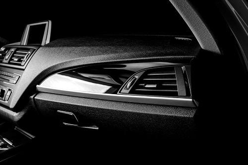 pa for automotive interior